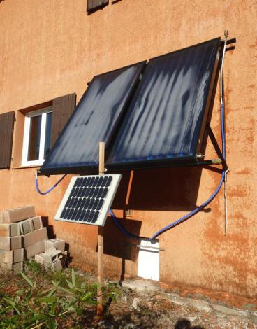 panneau solaire photovoltaique fonctionnement